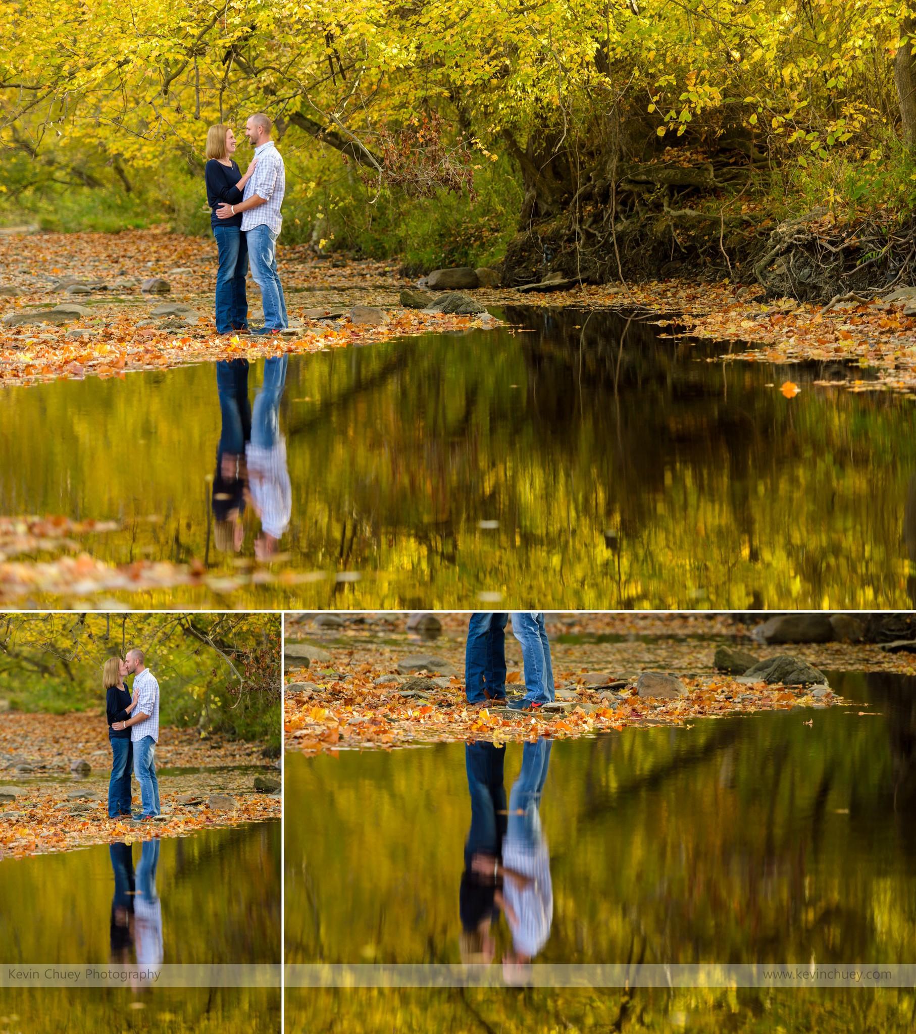 Rocky River Engagement Photos