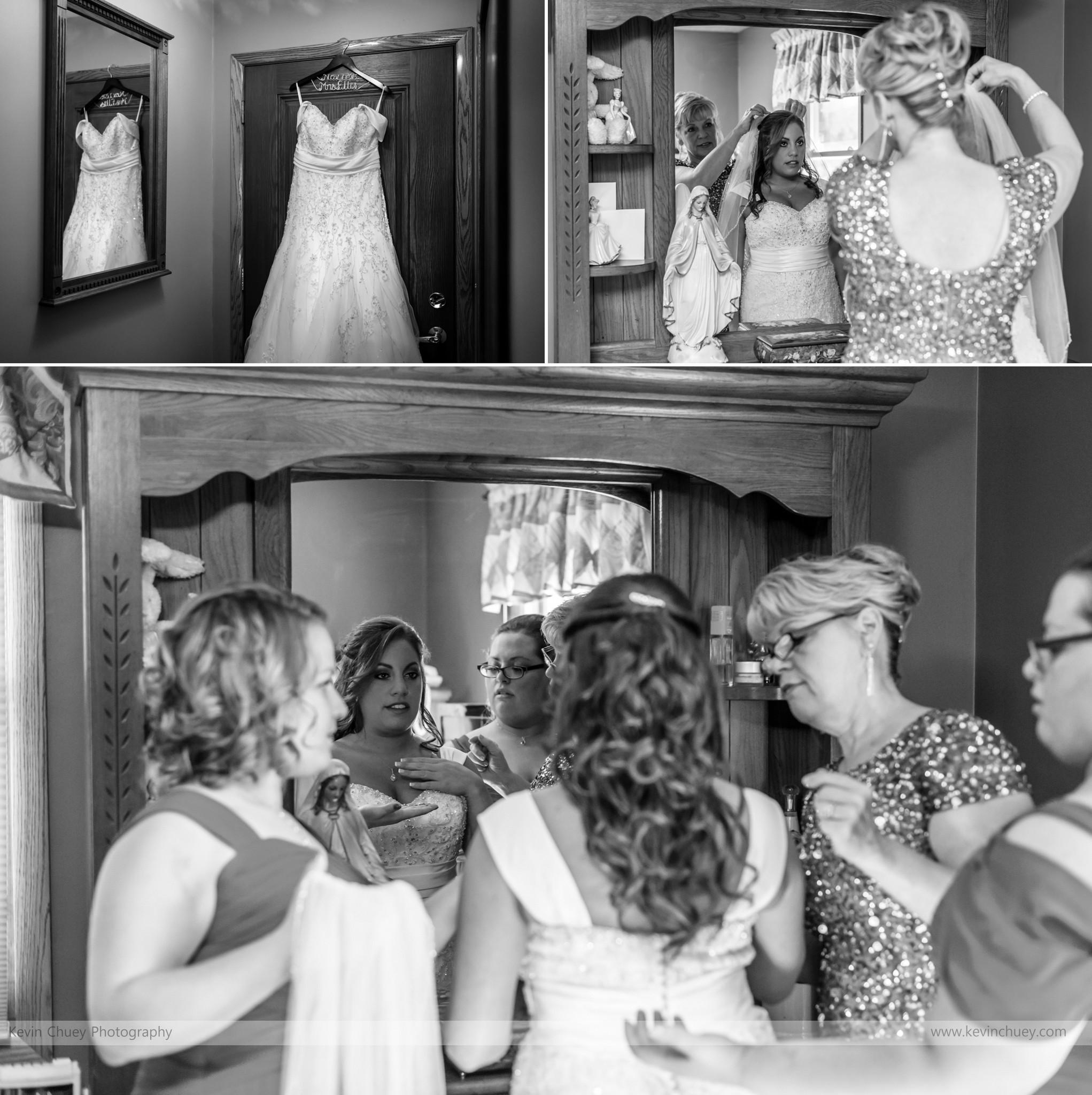 Chagrin Falls Wedding Photos