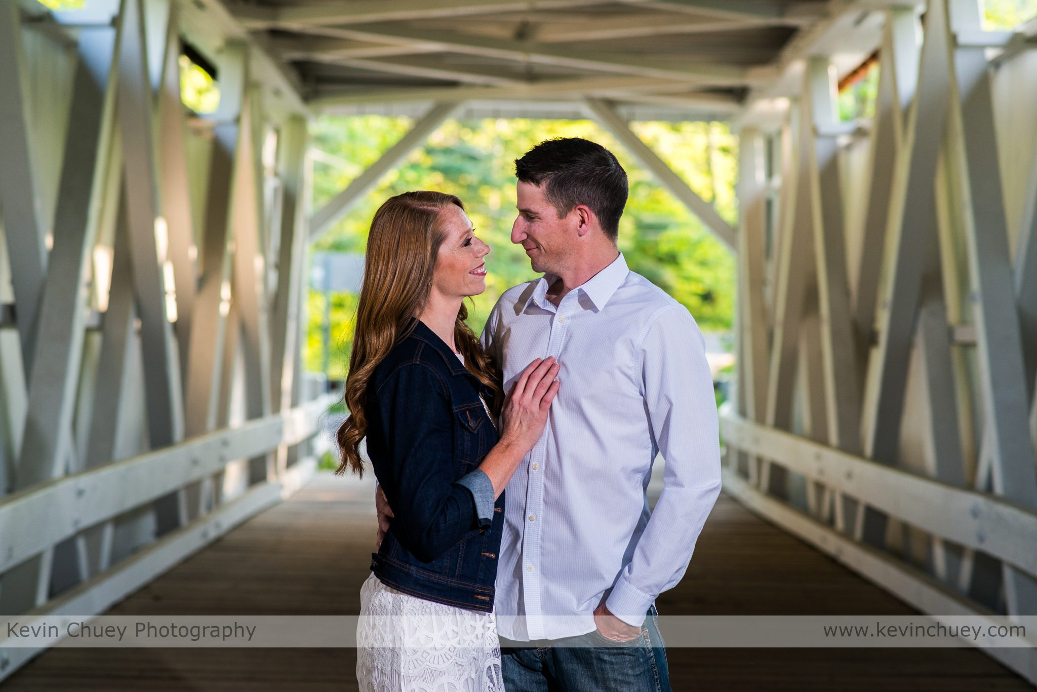 Cuyahoga Valley National Park Engagement Session