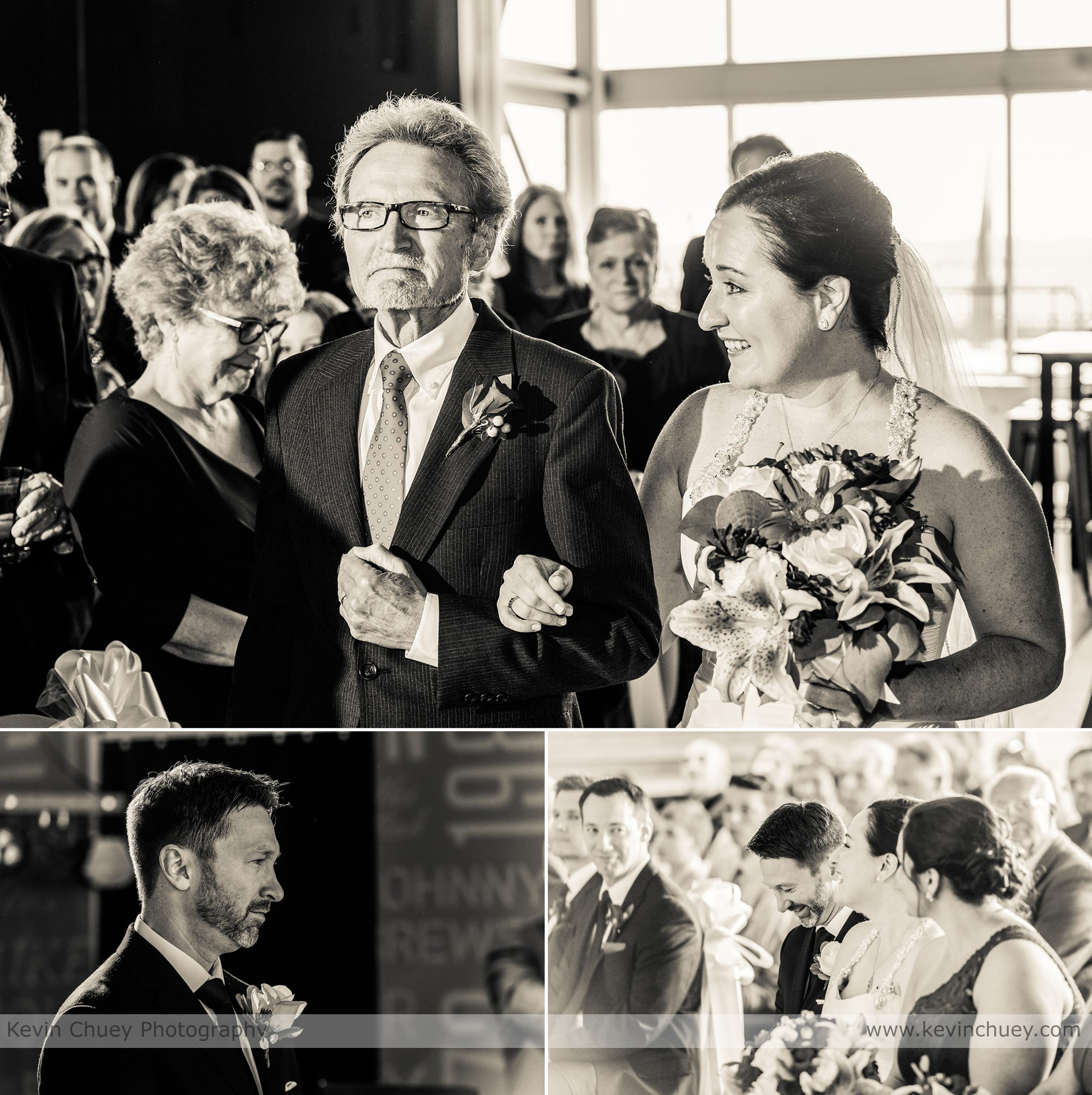 Downtown Cleveland Wedding Photography